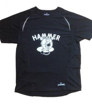 Spalding shirt Hammer