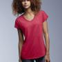 t-shirt supermom rood
