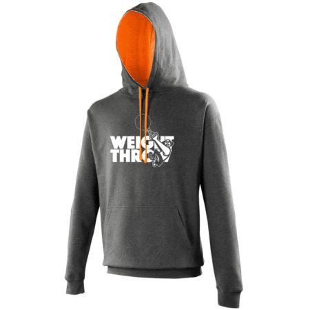Gewichtwerpen hoodie