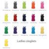 Ladies singlets